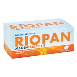 Riopan Magen Tabletten Kautabl.