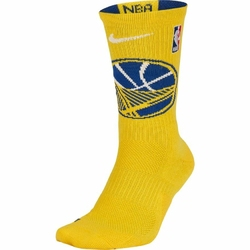 Skarpety Nike Elite Crew NBA Golden State Warriors - SK0167-728