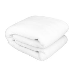 Koc elektryczny 150x80 merdeer premium white wool