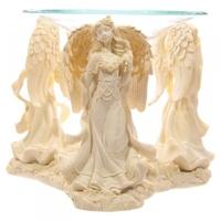 Trzy anioły - kominek podgrzewacz do olejków