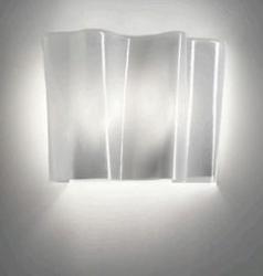 Artemide :: logico parete mini świetlówka, jedwabne wykończenie
