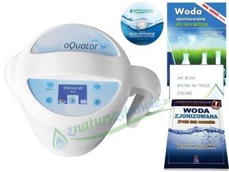 Jonizator wody aquator classic plus poj. 3 l, najnowszy model + 4 gratisy  oferta promocyjna