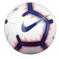 Piłka nożna nike serie a ptch sc3374-100 biało-pomarańczowo-niebieska
