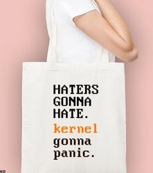 Kernel panic torba na zakupy naturalna universal