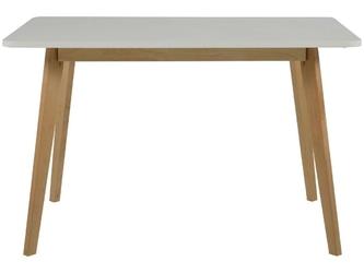 Stół rawa drewniany biały