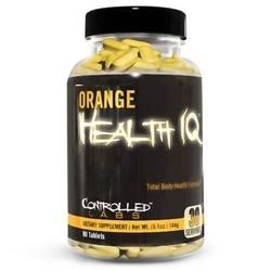 Controlled labs orange health iq - 90tabs