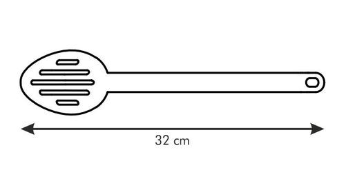 Tescoma łyżka z otworami space line