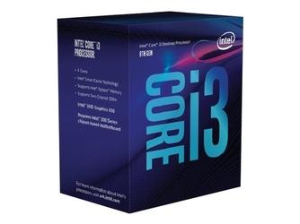 Intel procesor cpucore i3-8100 3.60ghz lga1151