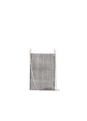 Futerał - torebka na telefon komórkowy bonprix czarny