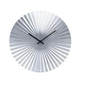 Karlsson :: zegar sensu srebrny ø40cm