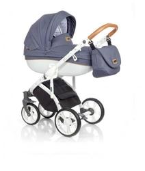 Wózek roan bass soft 3w1 fotel maxi cosi pebble pro i-size