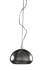 Zuiver lampa hammered oval niklowana 5300020