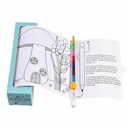 Kolorowanka w rolce, Leśni przyjaciele, Rex London