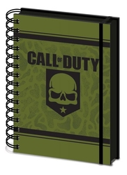 Call of duty skull - notes a5