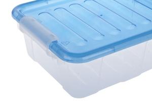 Plast team pojemnik z pokrywką 1.5 l mix kolorów