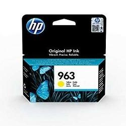 HP Inc. Wkład do drukarki atramentowej 963 Żółty 3JA25AE