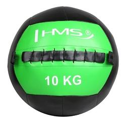 Piłka do ćwiczeń wall ball wlb10 10 kg - hms - 10 kg