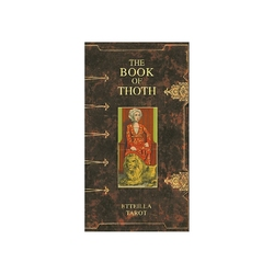 The book of thoth etteilla tarot