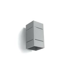 Sollux - kinkiet blocco szary