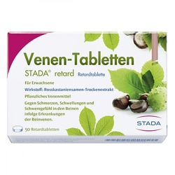 Venen tabletten stada retard