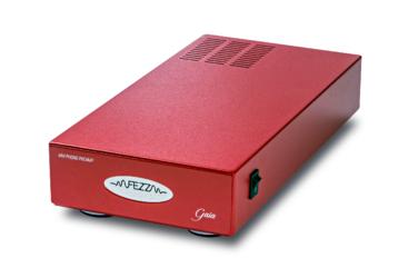 Fezz Audio Gaia MM Kolor: Czerwony