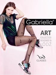 Gabriella 450 Glasses 5-XL rajstopy