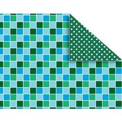 Karton ozdobny 250 g A4 - zielony ciemny - ZIELCIE