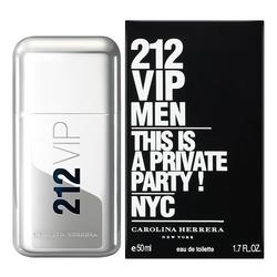 Carolina herrera 212 vip men perfumy męskie - woda toaletowa 50ml - 50ml