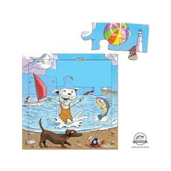Lato puzzle tekturowe dla najmłodszych