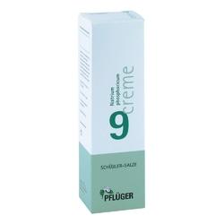 Biochemie pflueger 9 natrium phosph. creme