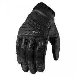 Icon glove superduty™ 2 rękawice czarne