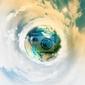Obraz planeta ziemia