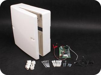 Moduł alarmowy z komunikatorem gsmgprs, obudową satel micra - szybka dostawa lub możliwość odbioru w 39 miastach