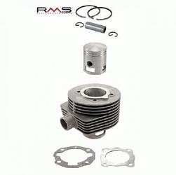Rms 10 008 0370 zestaw cylinder+tłok+uszczelki vespa px 150 57,8 mm