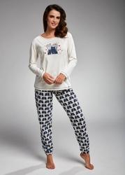 Cornette 685160 two cats piżama damska