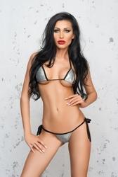 Mini bikini costa brava silver 1 me seduce
