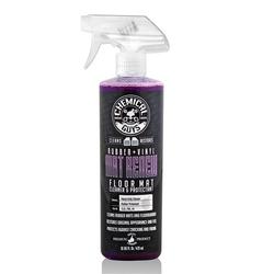 Chemical guys mat renew rubber floor mat - preparat do czyszczenia i odżywienia gumowych dywaników samochodowych 473ml