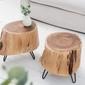Interior space :: stolik goa 35cm acacia
