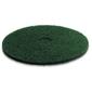 Karcher pad, średnio-twardy, zielony, 330 mm 5 szt.