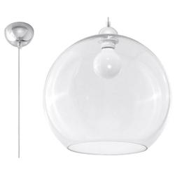 Sollux - lampa wisząca marco - transparentna