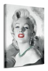 Diamonds Are A Girls Best Friend - Obraz na płótnie