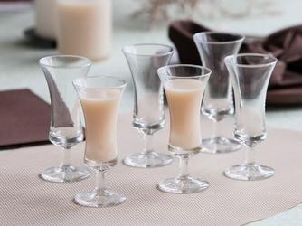Kieliszki do likieru, sherry, nalewki altom design 50 ml komplet 6 sztuk