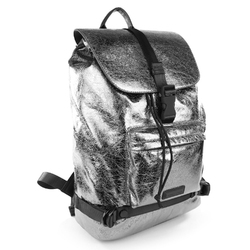 Plecak kendall+kylie billie backpack - srebrny