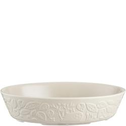 Owalne naczynie ceramiczne do zapiekania In The Forest Mason Cash 2001.938