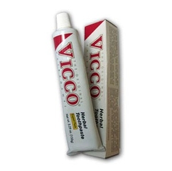 Pasta do zębów vicco 200 g