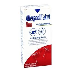 Allergodil akut duo 4ml at akut10ml ns akut