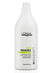Loreal professionnel citramine pure resource shampoo szampon oczyszczający do włosów przetłuszczających się 1500ml