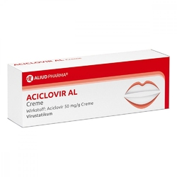 Aciclovir al krem na opryszczkę