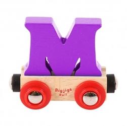 Wagonik literka m