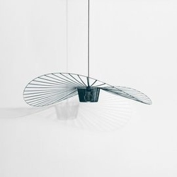 Petite friture :: lampa wisząca vertigo zielona ø140cm